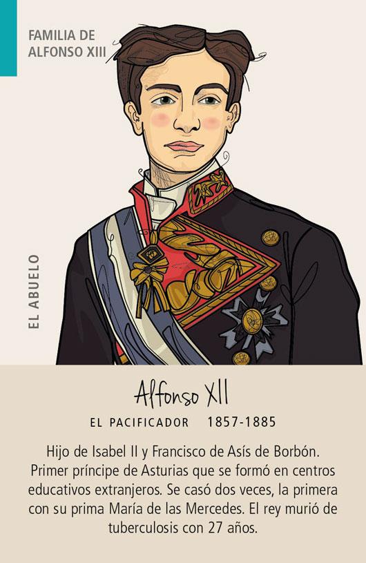 Alfonso XII El Pacificador