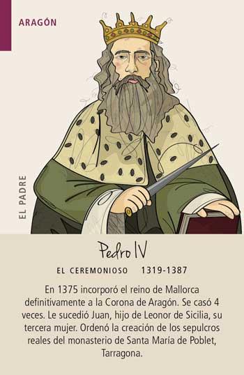 Cartas Pedro IV el Ceremonioso
