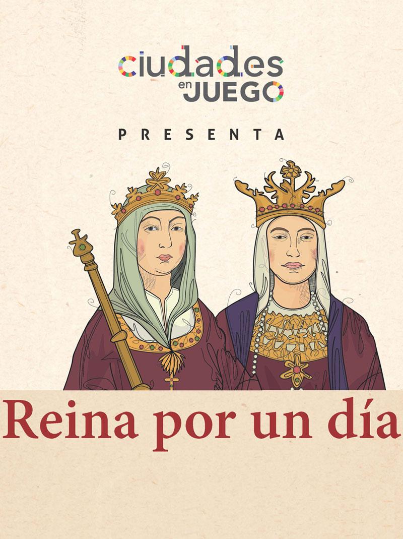 Guía Didáctica Reina por un Día