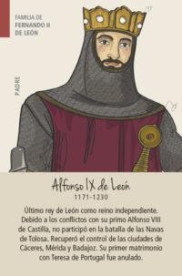 Alfonso IX de León