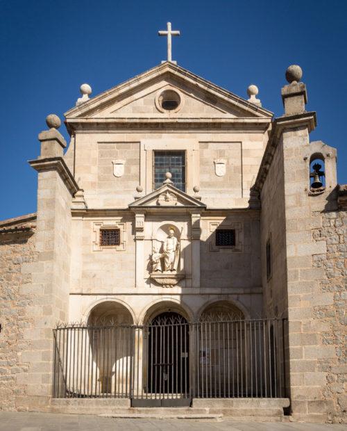 Convento de San José, Lerma. Arquitectura Barroca en Madrid