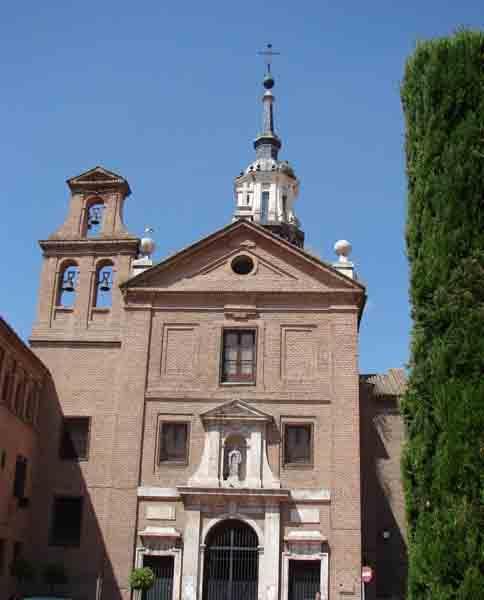 Iglesia del Convento de las Agustinas, Alcalá de Henares